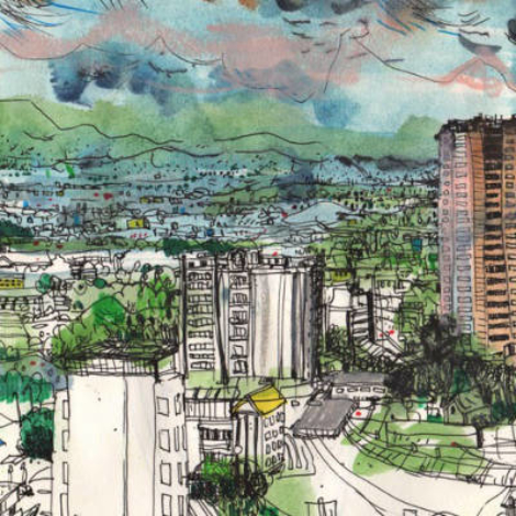 Philippines Sketchbook part 2