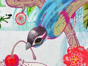 Cherry Picker illustration