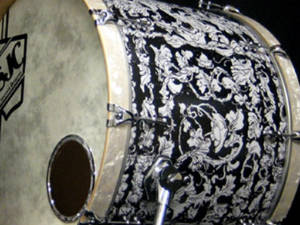 Drum artwork