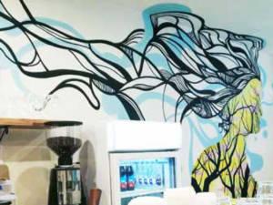 Gaia mural