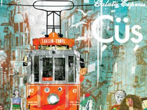 Galata Express illustration
