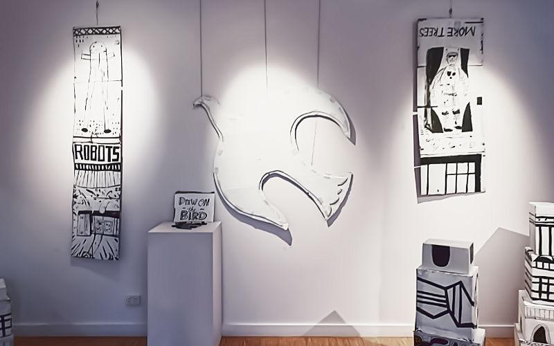 Imagine Nation: 2149AD community art